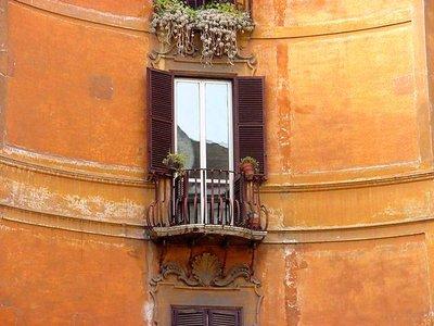 Rome Window -  ()