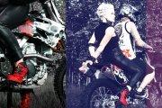 moto 1  by Jill Cook