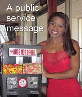 A public service mesage -  (TFP for web design edit photo)