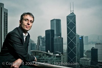 CEO in Hong Kong 2007 Ken Tam by Ken Tam