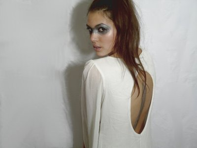 White  by Louana Billie Carron