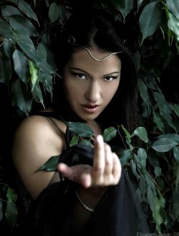 Come to Me.. Elizabeth Zusev by Larisa Burdeynaya