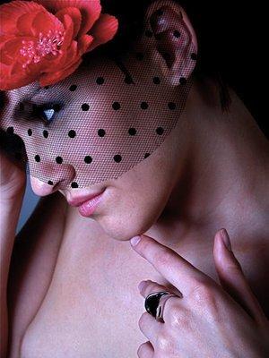 Veil  by Model4us2