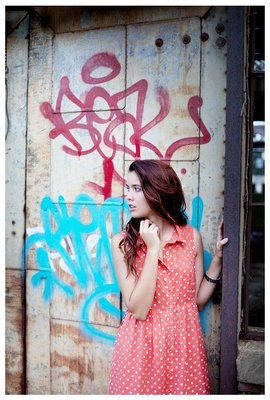Graffiti kate byars by Olivia Smith