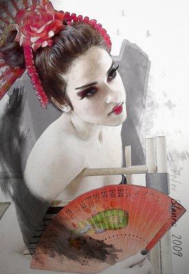 Western Geisha - Monica Ozarek (Peter Blanco 2009)
