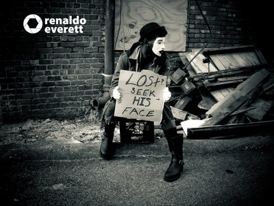 Lost Face Renaldo Everett. All Rights Reserved by Renaldo Creative Photography