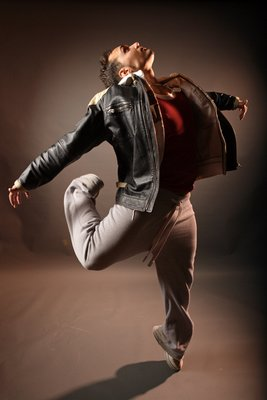 dance chris bernard by lee savage