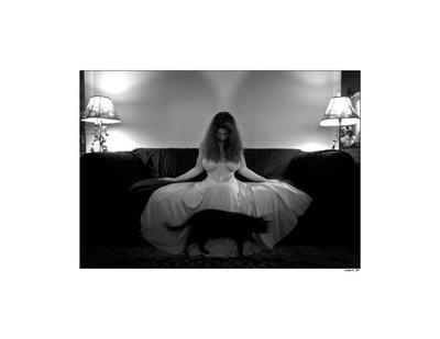 Soul Shadows - shot in model's home-eastern pa. (studio L 2007)