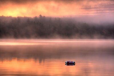 Meech lake sunrise - Meech lake sunrise ()
