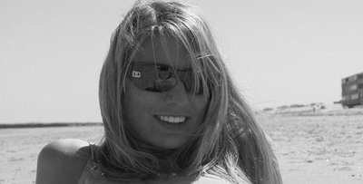 Beach B&W Headshot