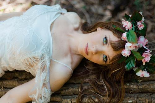 In the Woods Photography by Iris Greenwell