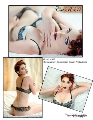 Beauty/Fashion/Pinup