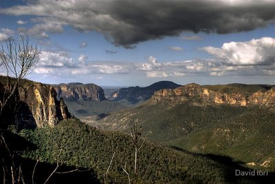 Grose Valley Blue Mountains