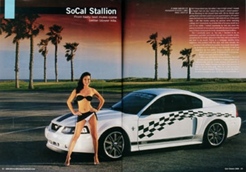 Sexy Stangs Magazine Annual '04 Pg. 62-63