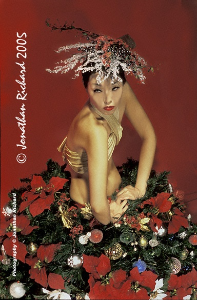 The Christmas That  Almost Never Was Design and Styling by Jonathan