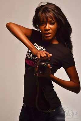 Model turned Photog Model Jewelz Divine is now also photographer Jewelz Divine.