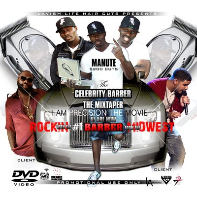 "Manute the Celebrity Barber's ""I AM PRECISION"" Dvd Series Release"