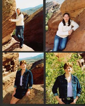 Seniors Senior Pictures at Red Rocks Park.