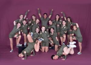 Hip Hop - Hip Hop - Competition Teen  Dance Group