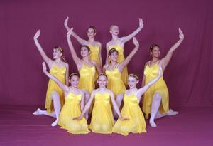 Ballet Ballet - Competition Teen Dance Group