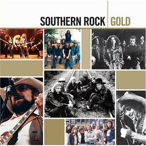 Southern Rock Gold A copy to the CD cover where my photo of Charlie Daniels was featured.