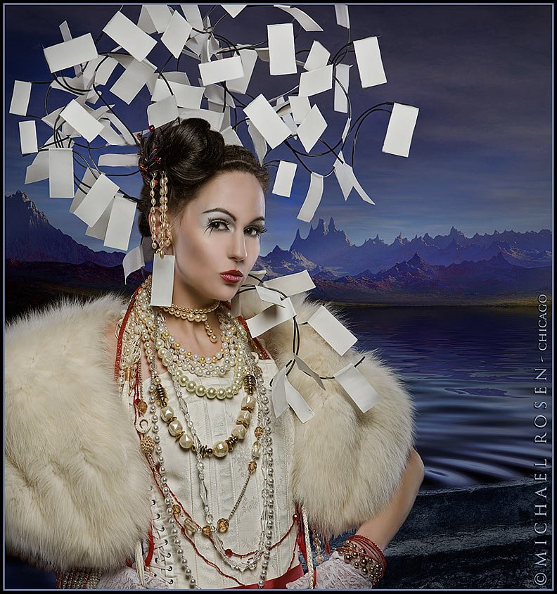 Hall Creation Fashion and Hair Styling by Michael Hall - Seattle