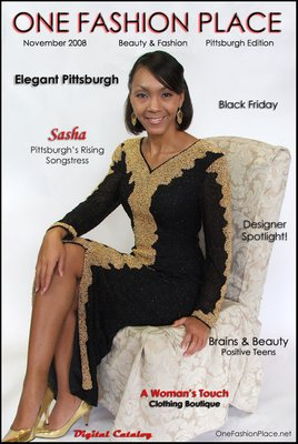 NOVEMBER 2008 ISSUE Emage, LLC by OneFashionPlace.net