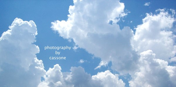 Georgia Clouds photo by Antonio Cassone by Antonio Cassone