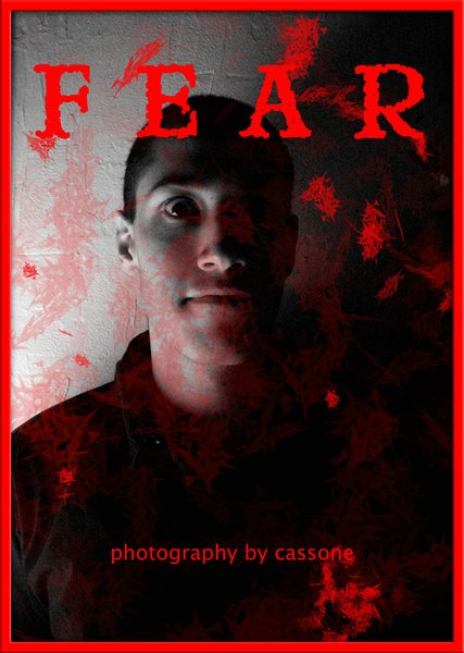 Fear Model: German Martinez http://www.youtube.com/cassone2007