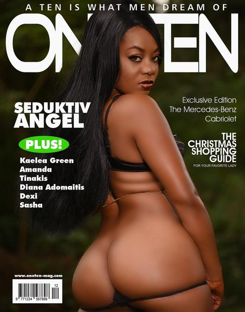 one ten mag cover one ten magazine cover shot by me of so seduktiv angel