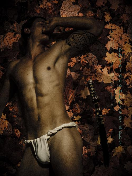 Autumn # male  # male model # male art # male nude # nudemale  # nudeman  # art  # male model # men  # beautifulmen  # masculine #  nudeart # physiquephotography # rasputinphotography # homoerotic # bodybuilding # male form