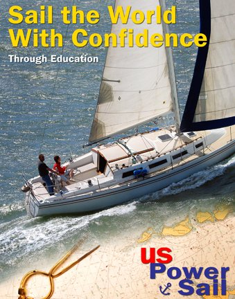 Sail The World With Confidence Concept