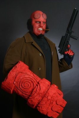 Hellboy One of my first