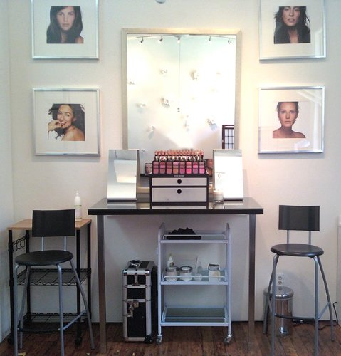 The Art of Makeup Studio This is our beautiful new studio located in the historical Benicia Arsenal building. Just a 45 minute drive to downtown San Francisco!