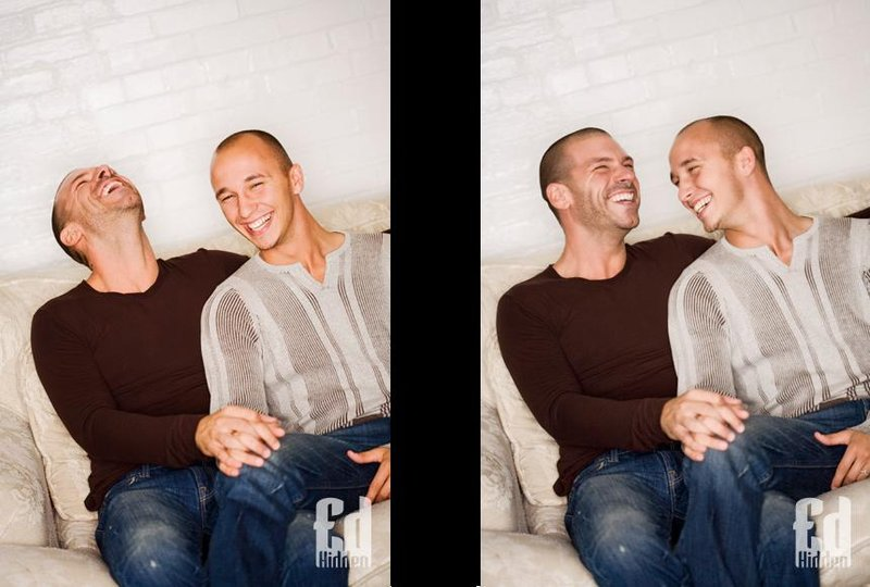 Gay Lifestyle Shoot