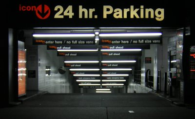 24 Hour Parking 38th Street at Madison Avenue