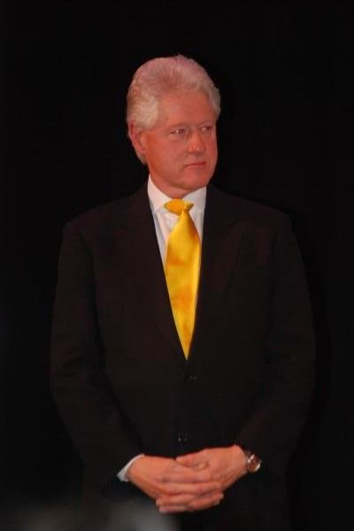 President William Jefferson Clinton Valentino Studios ®
