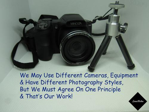 Artistic Message (2) If your a photographer or model here's a special message about our craft.
