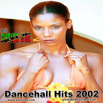 TearSheet Dance Hall CD Cover. DJ-CHOICE ONE Out of Atlanta