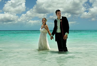 Dallas Wedding Photographers Wedded session in Jamaica