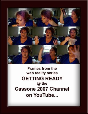 "Getting Ready (Frames) - Drag Queen's Jewelry Box from my web reality series ""Getting Ready"" on my Cassone2007 YouTube Channel.  This one is from webisode #5, from season one..."