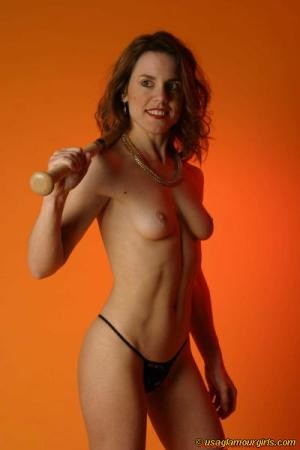 Deejay Ohh at Bat Topless Baseball? It could happen.