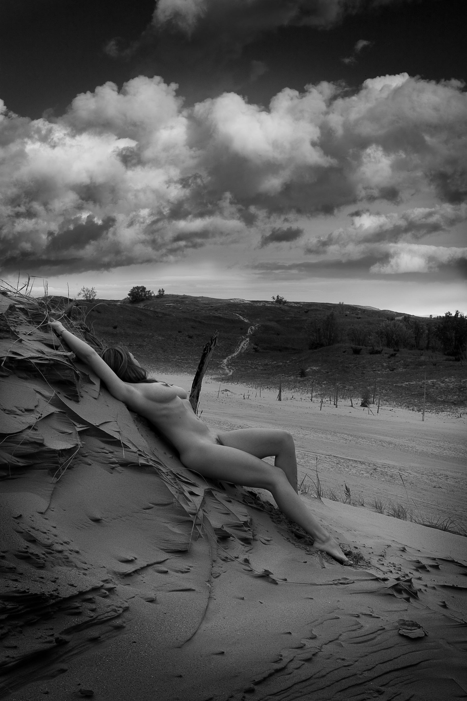 Sleeping Bear Dunes Nudes