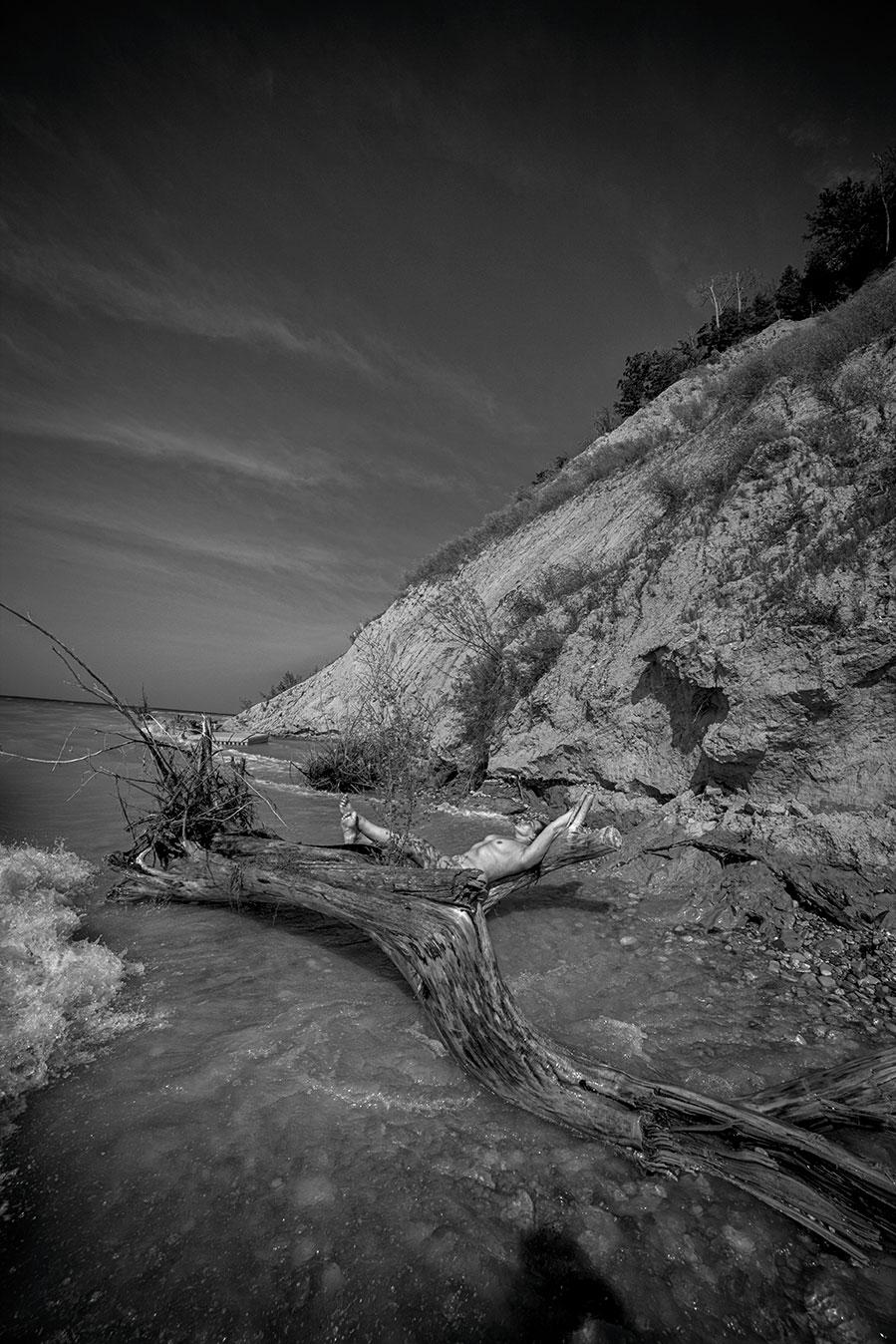 Pyramid Point Pyramid Point, Sleeping Bear Dunes #nude  #sleepingbeardunes