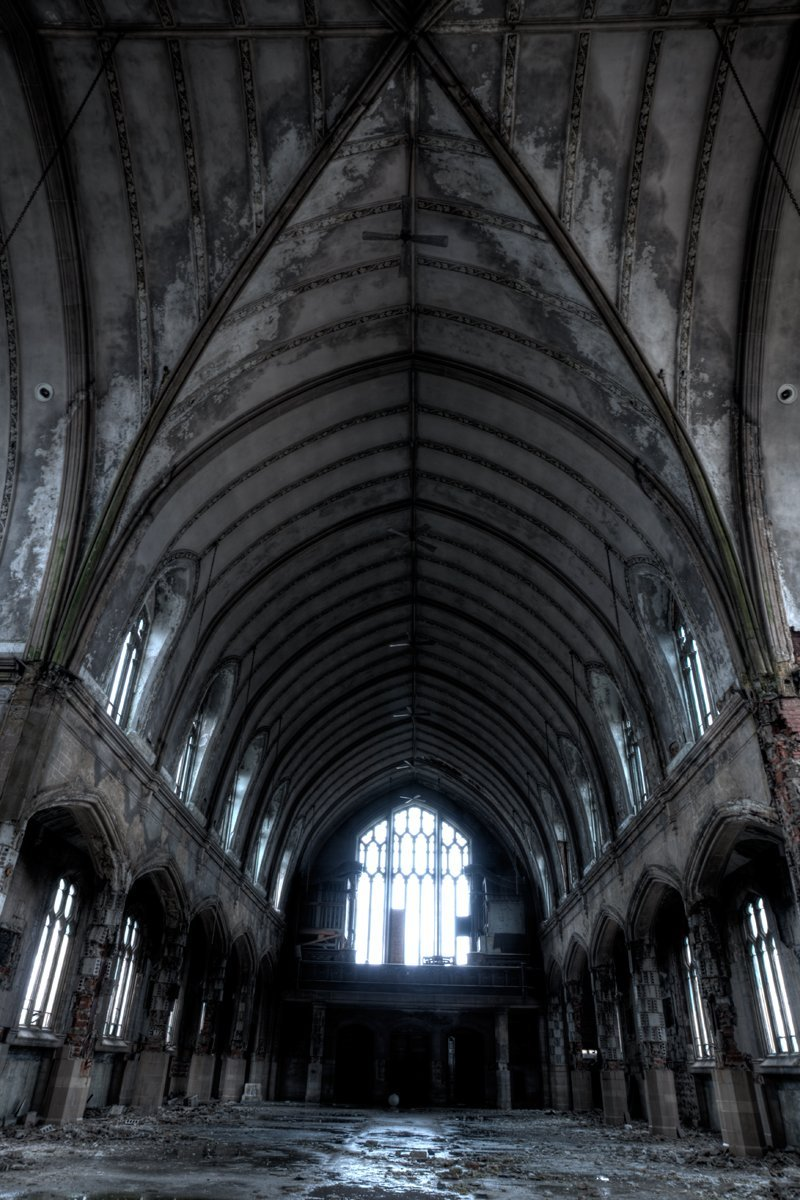 Cold Cathedral