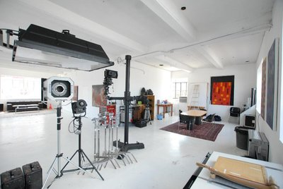 Photo Studio Rental Photo studio available for rental with lots of natural light.  Located in Brooklyn.