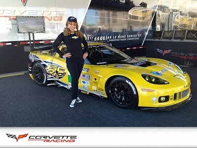 Team Chevy/Barrett Jackson automotive event
