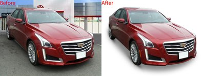 Top quality clipping path