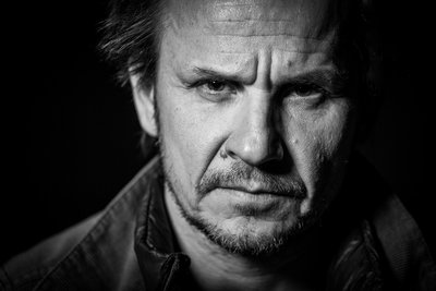 Bartłomiej Topa - actor Photoshoot of famous polish actor