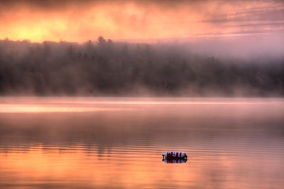 Meech lake sunrise Meech lake sunrise